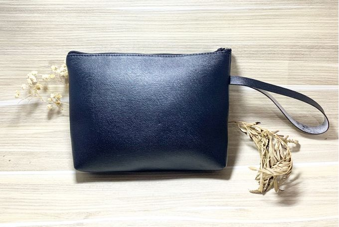 Leather & Synthetic  Pouch by Veddira Souvenir - 002