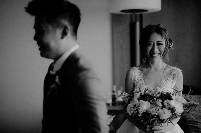 Amazing and beautiful wedding at CHIJMES by Pixioo Photography - 015