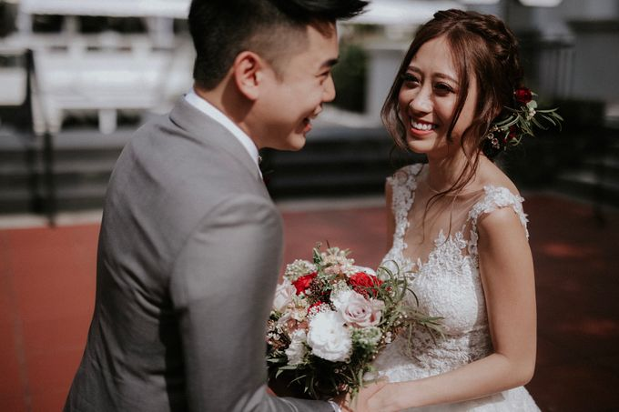 Amazing and beautiful wedding at CHIJMES by Pixioo Photography - 018