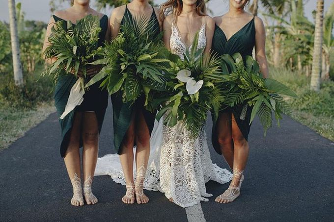 Tropical Wedding Vibe by WiB flowers - 005