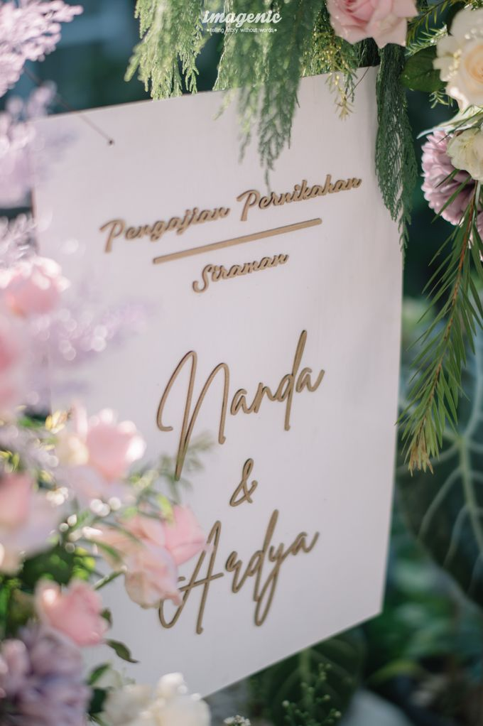PENGAJIAN NANDA ARSYINTA by Chandira Wedding Organizer - 029