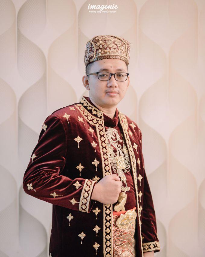 Minang Akad Nikah of Haq & Hilda by  Menara Mandiri by IKK Wedding (ex. Plaza Bapindo) - 016
