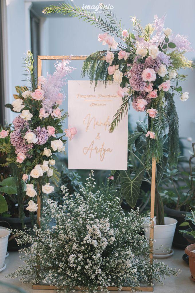 PENGAJIAN NANDA ARSYINTA by Chandira Wedding Organizer - 028