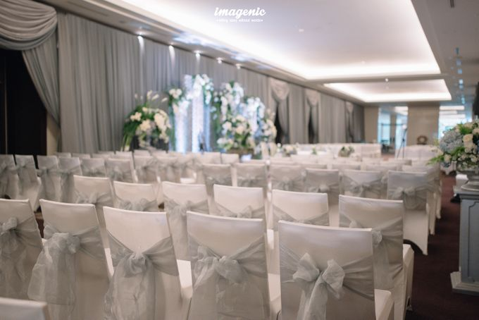 Raffi & Niki by Amarillis Floral and Party Decorator - 001