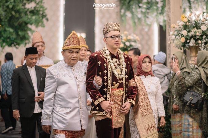 Minang Akad Nikah of Haq & Hilda by  Menara Mandiri by IKK Wedding (ex. Plaza Bapindo) - 001
