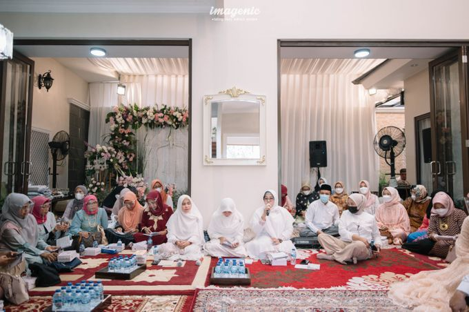 PENGAJIAN NANDA ARSYINTA by Chandira Wedding Organizer - 022