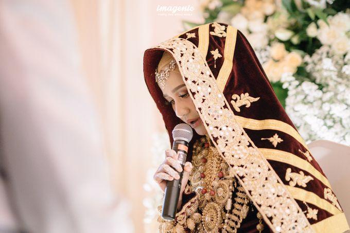 Minang Akad Nikah of Haq & Hilda by  Menara Mandiri by IKK Wedding (ex. Plaza Bapindo) - 002