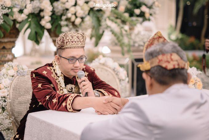 Minang Akad Nikah of Haq & Hilda by  Menara Mandiri by IKK Wedding (ex. Plaza Bapindo) - 004