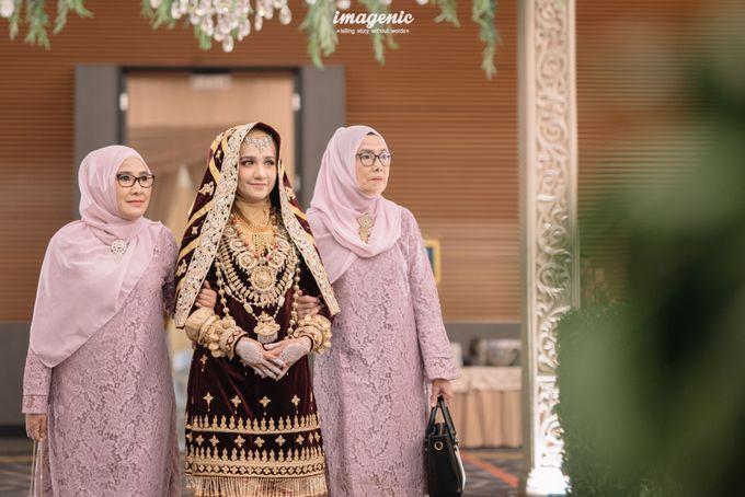 Minang Akad Nikah of Haq & Hilda by  Menara Mandiri by IKK Wedding (ex. Plaza Bapindo) - 005