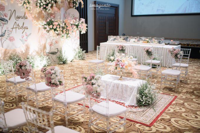 Nanda Arsyinta & Ardya Engagement by Chandira Wedding Organizer - 040