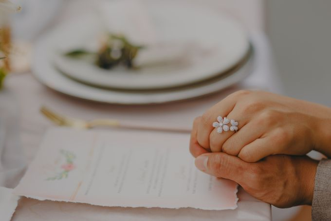 Spring Summer Bridal Shoot 2018 by Heritage Gems Singapore - 007