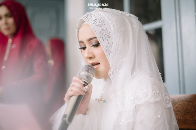 Rizma Adam AKAD - CILEGON by Chandira Wedding Organizer - 036