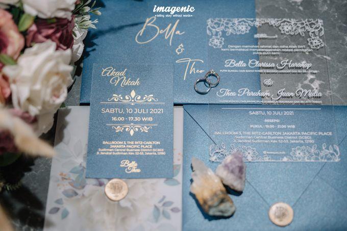 Bella Theo Wedding Day by Chandira Wedding Organizer - 025