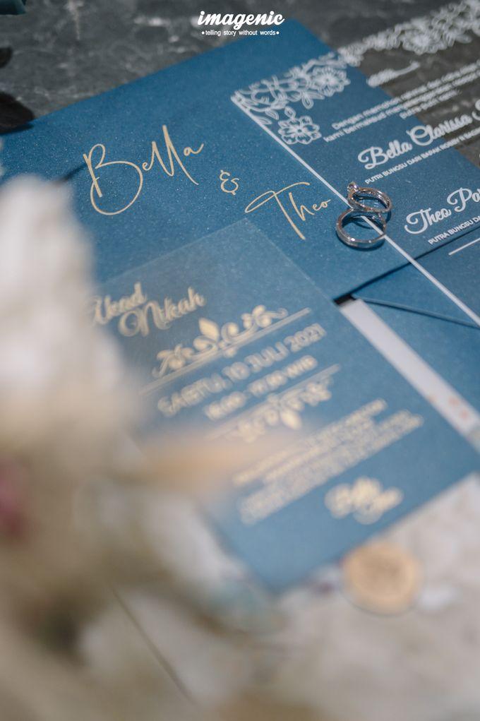 Bella Theo Wedding Day by Chandira Wedding Organizer - 030