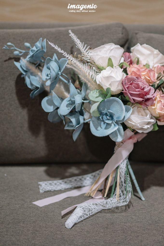 Bella Theo Wedding Day by Chandira Wedding Organizer - 024