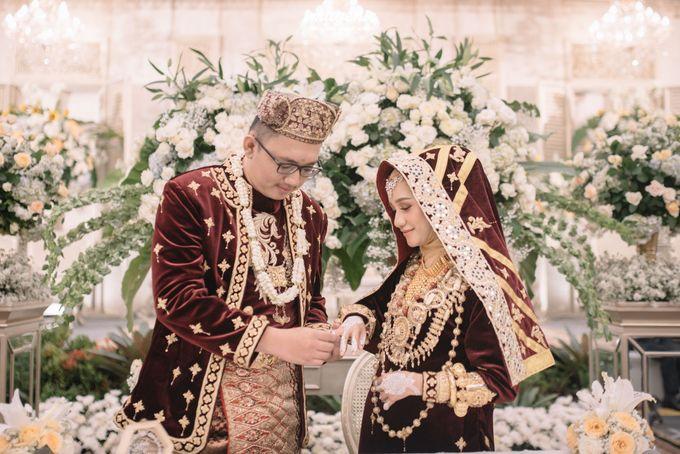 Minang Akad Nikah of Haq & Hilda by  Menara Mandiri by IKK Wedding (ex. Plaza Bapindo) - 008
