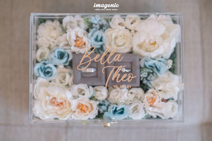 Bella Theo Wedding Day by Chandira Wedding Organizer - 038