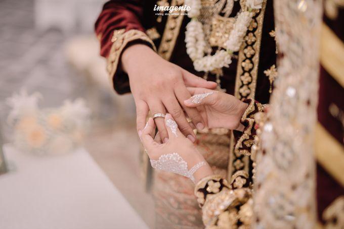 Minang Akad Nikah of Haq & Hilda by  Menara Mandiri by IKK Wedding (ex. Plaza Bapindo) - 010