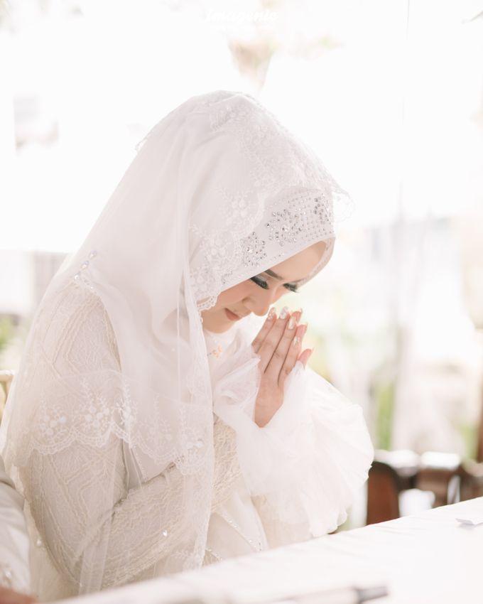 Rizma Adam AKAD - CILEGON by Chandira Wedding Organizer - 003