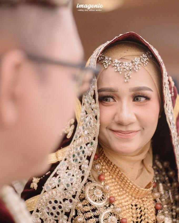 Minang Akad Nikah of Haq & Hilda by  Menara Mandiri by IKK Wedding (ex. Plaza Bapindo) - 011