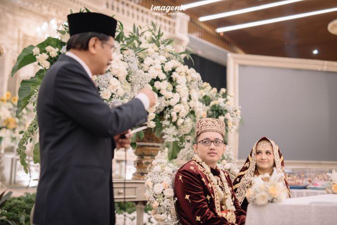 Minang Akad Nikah of Haq & Hilda by  Menara Mandiri by IKK Wedding (ex. Plaza Bapindo) - 012