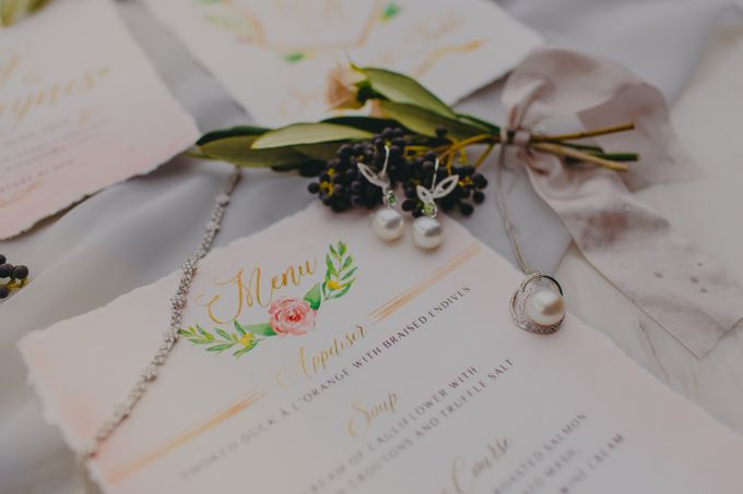 Spring Summer Bridal Shoot 2018 by Heritage Gems Singapore - 011