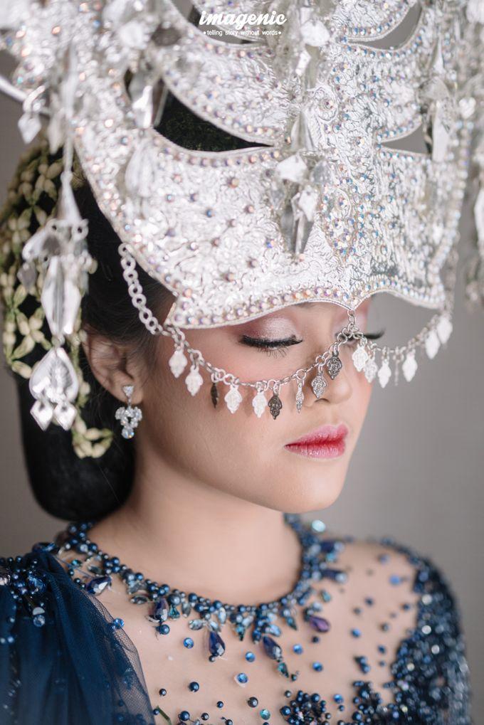 Bella Theo Wedding Day by Chandira Wedding Organizer - 048