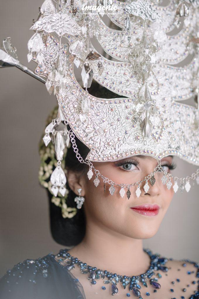 Bella Theo Wedding Day by Chandira Wedding Organizer - 041