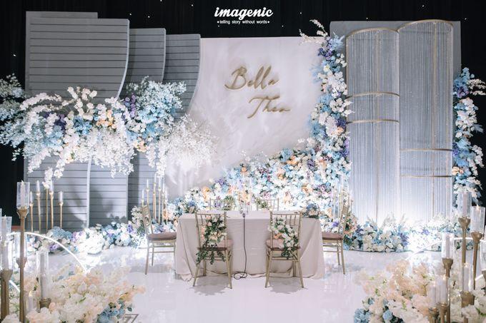 Bella Theo Wedding Day by Chandira Wedding Organizer - 032