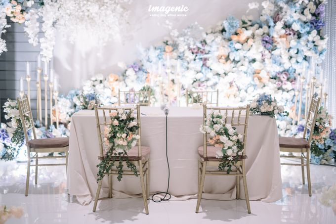 Bella Theo Wedding Day by Chandira Wedding Organizer - 031
