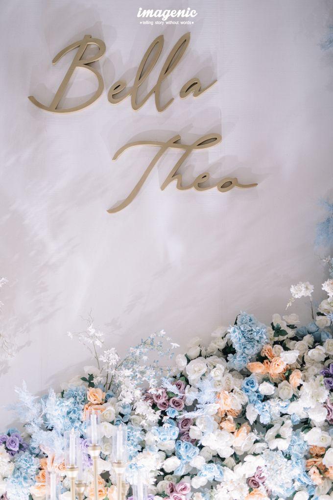 Bella Theo Wedding Day by Chandira Wedding Organizer - 029