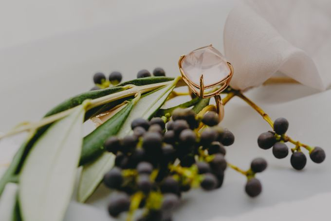 Spring Summer Bridal Shoot 2018 by Heritage Gems Singapore - 012