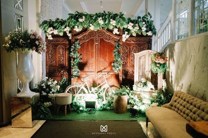 Saki & Agra Wedding 22 Dec 2018 by Sheraton Bandung Hotel & Towers - 002