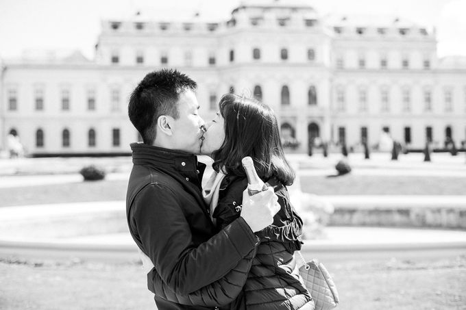 SURPRISE MARRIAGE PROPOSAL AT BELVEDERE by Elena Azzalini Photography - 012