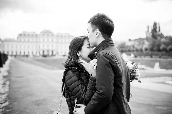 SURPRISE MARRIAGE PROPOSAL AT BELVEDERE by Elena Azzalini Photography - 015