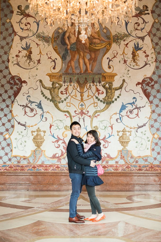 SURPRISE MARRIAGE PROPOSAL AT BELVEDERE by Elena Azzalini Photography - 024
