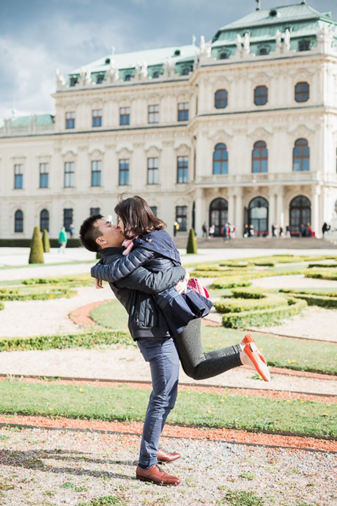 SURPRISE MARRIAGE PROPOSAL AT BELVEDERE by Elena Azzalini Photography - 044