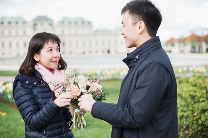 SURPRISE MARRIAGE PROPOSAL AT BELVEDERE by Elena Azzalini Photography - 050