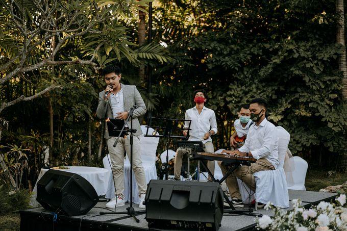 Kadek & Anantasia Wedding by The Beney Entertainment - 006