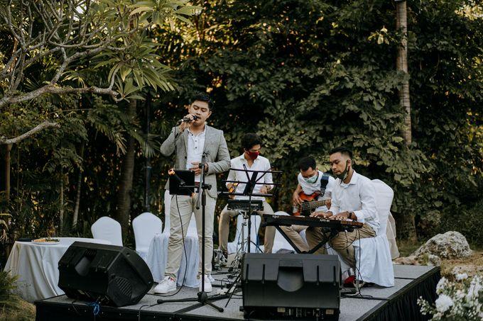 Kadek & Anantasia Wedding by The Beney Entertainment - 002