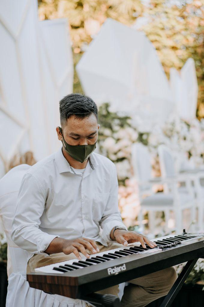 Kadek & Anantasia Wedding by The Beney Entertainment - 003