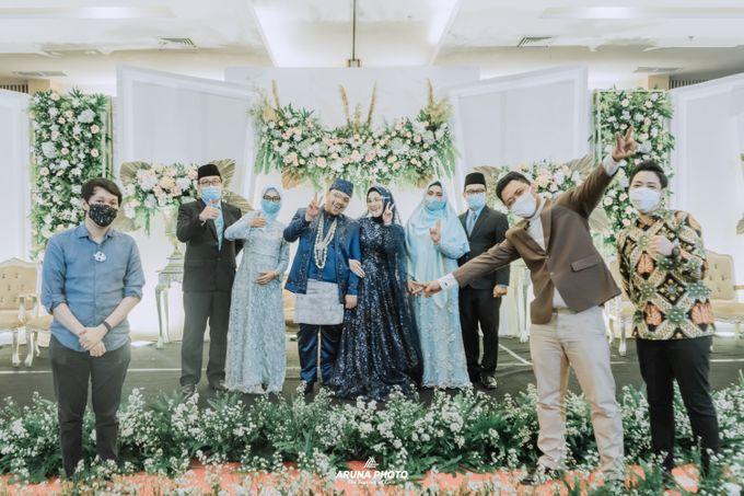 Shafira & Rafi Wedding Ceremony by Ayatana Wedding - 014