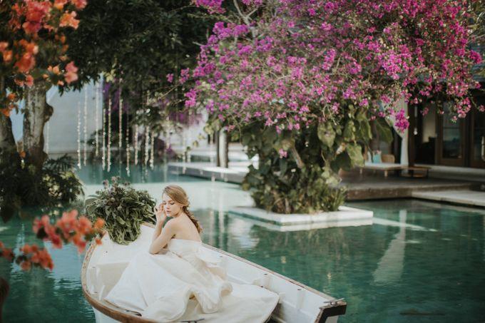 Environmental Friendly Concept Wedding decoration theme by Tirtha Bali - 011