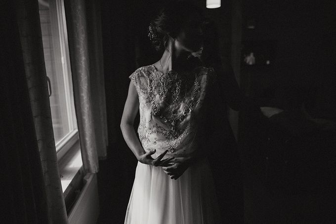 Olga and Rustam Wedding by Dasha Elfutina - 009