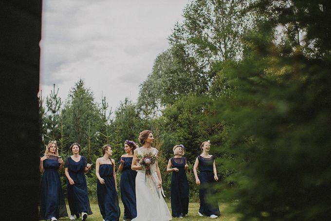 Olga and Rustam Wedding by Dasha Elfutina - 017