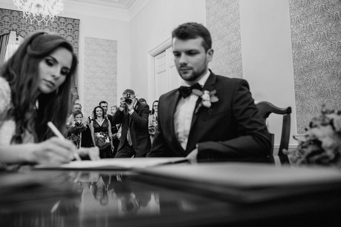 Anna and Roman Wedding by Dasha Elfutina - 023