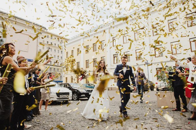 Anna and Roman Wedding by Dasha Elfutina - 029