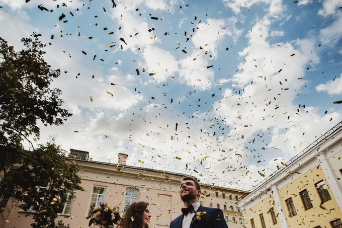 Anna and Roman Wedding by Dasha Elfutina - 030