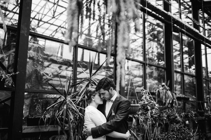 Olga and Volker Rainy Day Wedding by Dasha Elfutina - 022