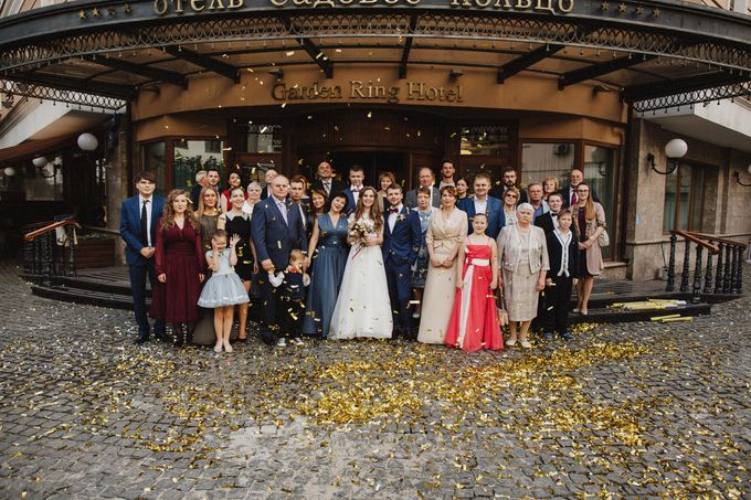 Anna and Roman Wedding by Dasha Elfutina - 031
